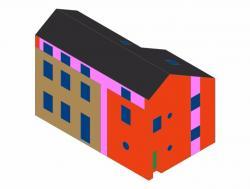 Certification PEB d'une maison unifamiliale à Huy.