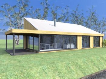 Construction d'une maison unifamiliale à GRAIDE.