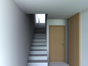 Construction d'une maison unifamiliale  à MARCHOVELETTE.
