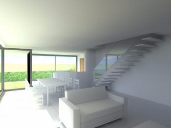 Construction d'une maison unifamiliale à BAUDOUR.