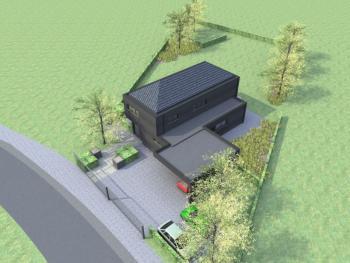 Construction d'une maison à BRAY.