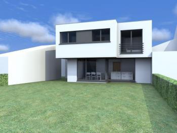 Extension d'une maison unifamiliale à MEUX.